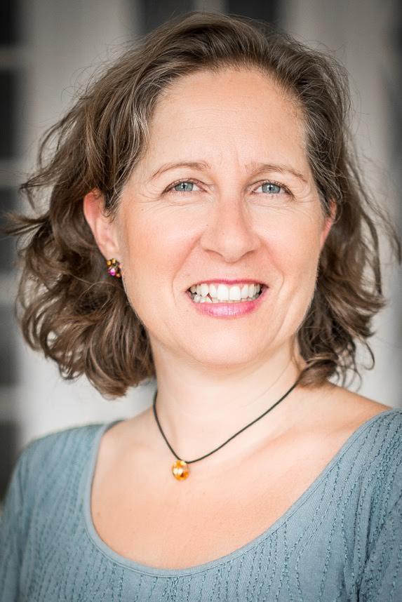 Autorin Giovanna Eilers