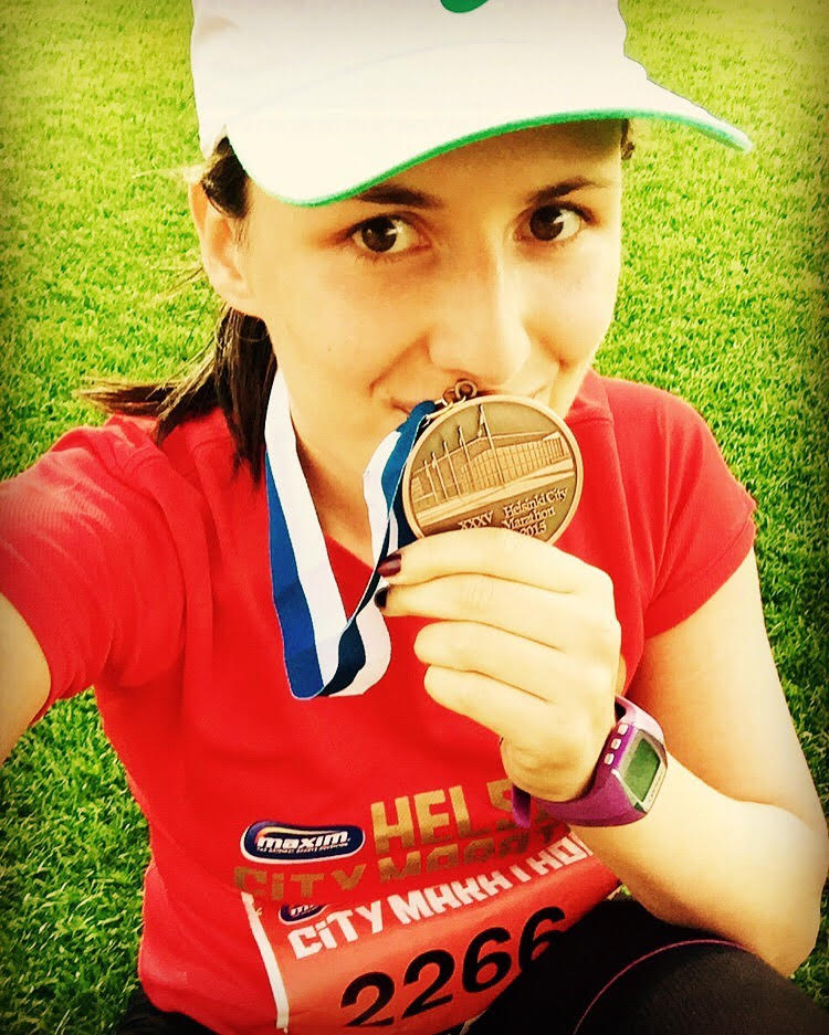 Helsinki Marathon 2015