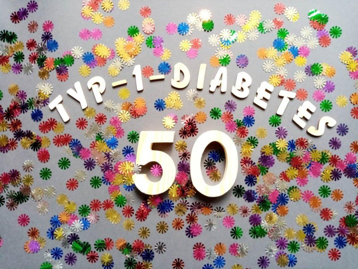 50 Jahre Typ-1-Diabetes